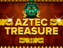 Игровой автомат Aztec Treasure бесплатно