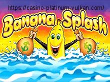 Играть онлайн в автоматы Banana Splash