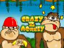 Crazy Monkey 2 - играть на деньги