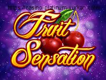 Игровые автоматы Fruit Sensation онлайн