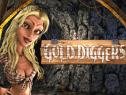 Играть на деньги в автоматы Gold Diggers
