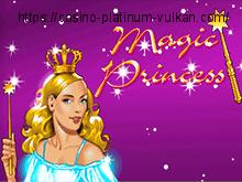 Играть на деньги онлайн в автомат Magic Princess