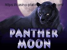 Играть онлайн в автоматы Panther Moon