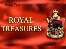 Играть онлайн в автоматы Royal Treasures