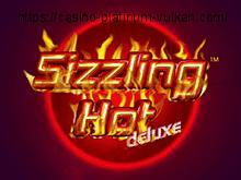 Игровые автоматы Sizzling Hot Deluxe на сайте Вулкан Платинум