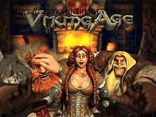 Играть онлайн в игровые автоматы Viking Age