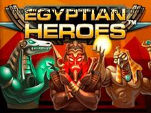 Игровой автомат на деньги Египетские Герои