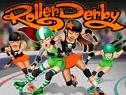 Игровой автомат Роллер-Дерби онлайн играть